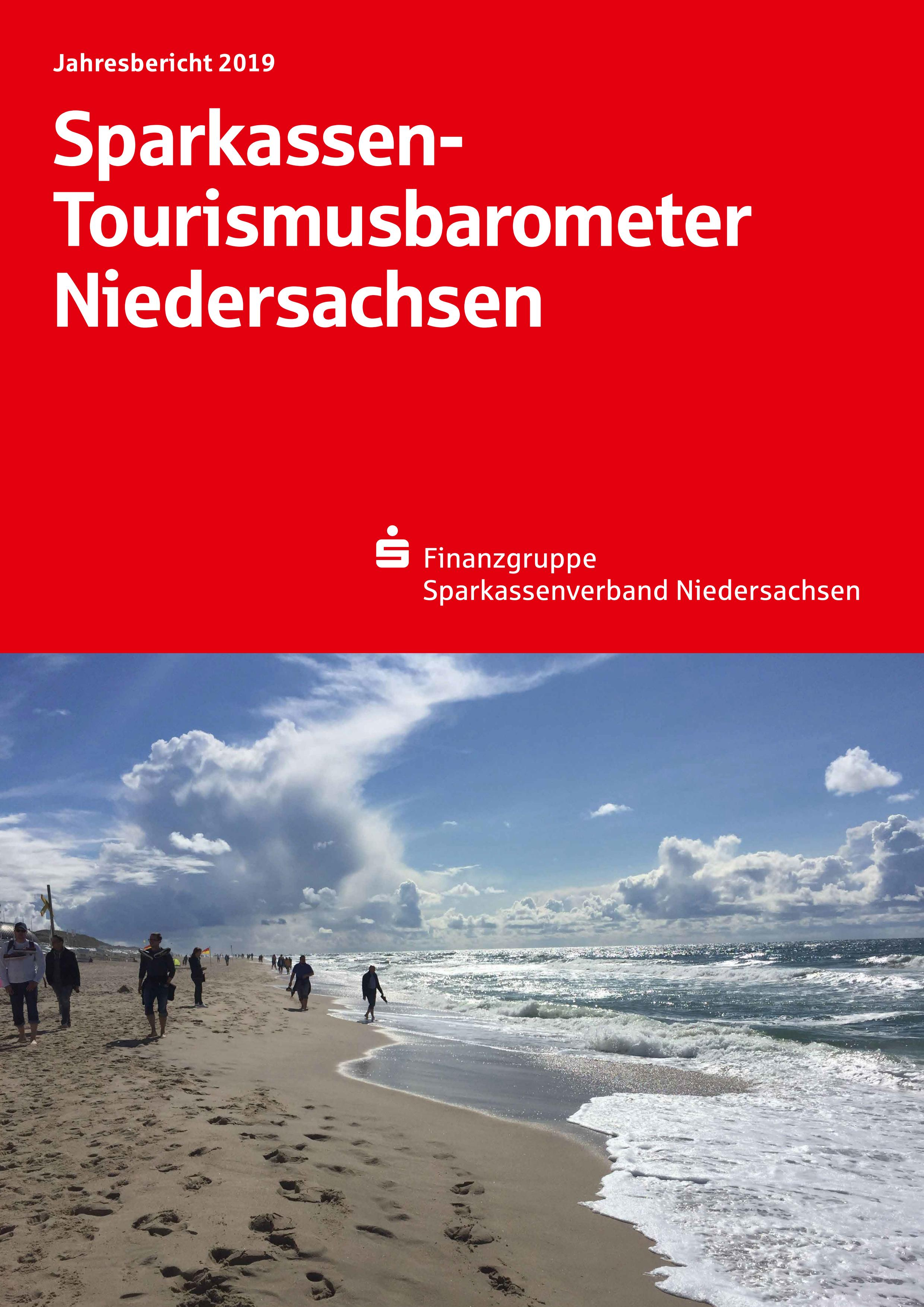 Sparkassen Tourismusbarometer NDS Bericht 2019 Cover