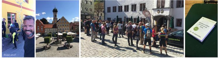 dwif: Impressionen von der Outdooractive Conference 2018!