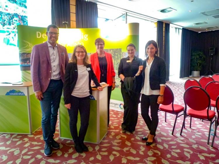 dwif: Regionalkonferenz Thüringer Wald – Erfolgreicher Ab-schluss der Umsetzungsbegleitung der Tourismuskon-zeption Thüringer Wald 2025